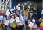 Estudantes da LBV participam do Programa de Visitas em Foz do Iguaçu